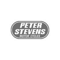 Dainese Agile Leather Jacket Black White Yellow